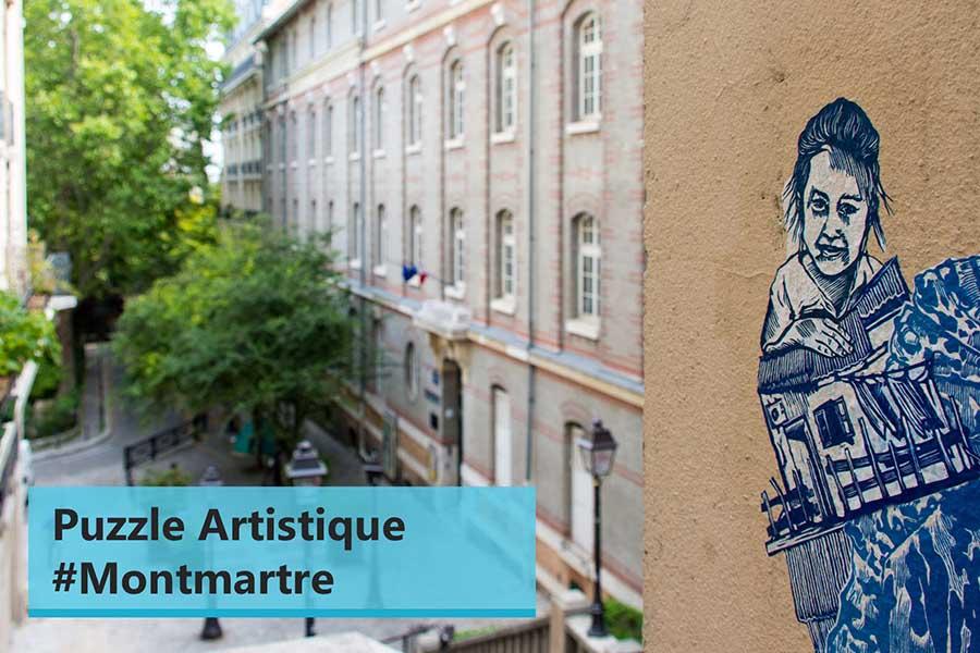 team building à distance multi-quiz Montmartre
