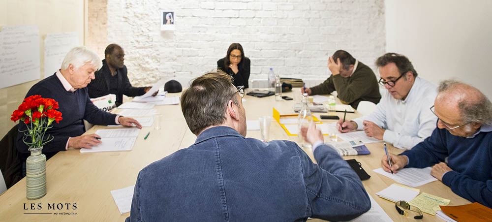 Fédérez vos équipes par l'écriture : team building en présentiel et en ligne