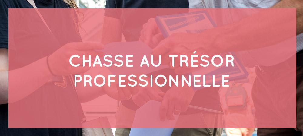 Chasse au trésor professionnelle : sélection d'activités de team building à Paris