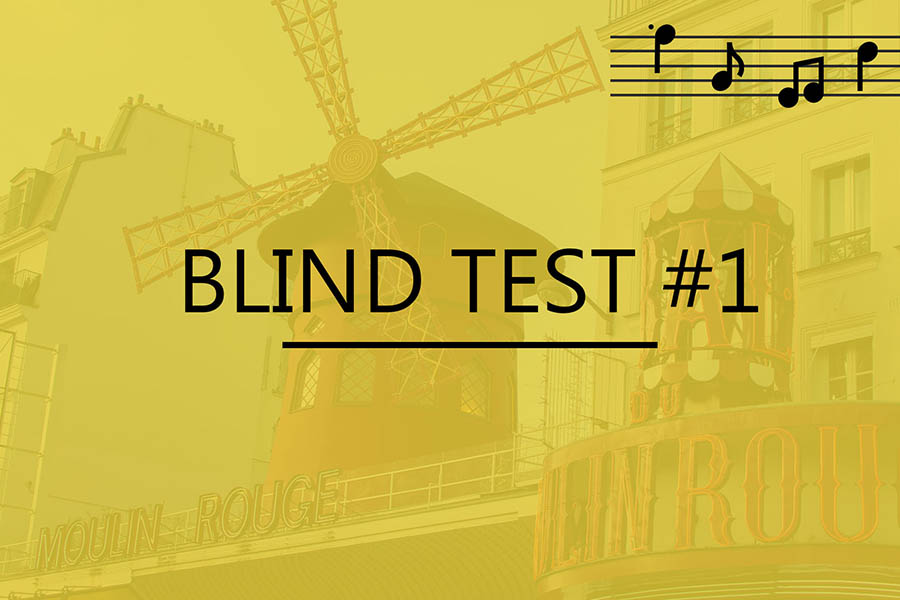 Team building à distance blind test